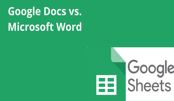 Read more about the article Google Docs vs. Microsoft Word