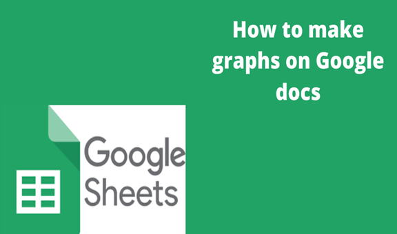 You are currently viewing How to make graphs on Google docs