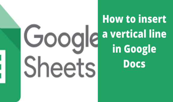 You are currently viewing How to insert a vertical line in Google Docs