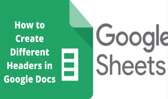 Read more about the article How to Create Different Headers in Google Docs